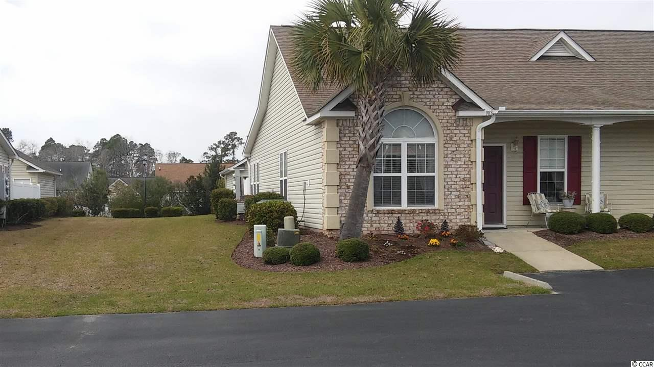 Townhouse MLS:1804718 Courtyard at Cascades  983 WRIGLEY DRIVE Myrtle Beach SC