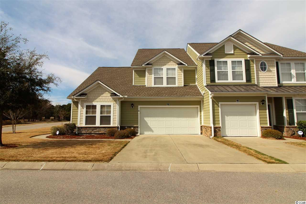 Golf Course View,Lake/Pond View,End Unit Condo in  : North Myrtle Beach South Carolina