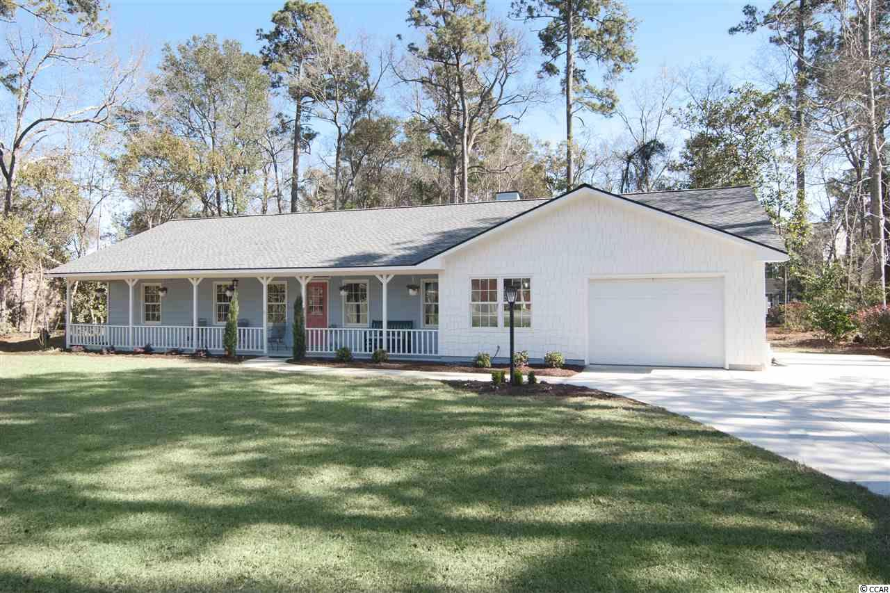 Detached MLS:1804740   271 Hawthorn Drive Pawleys Island SC