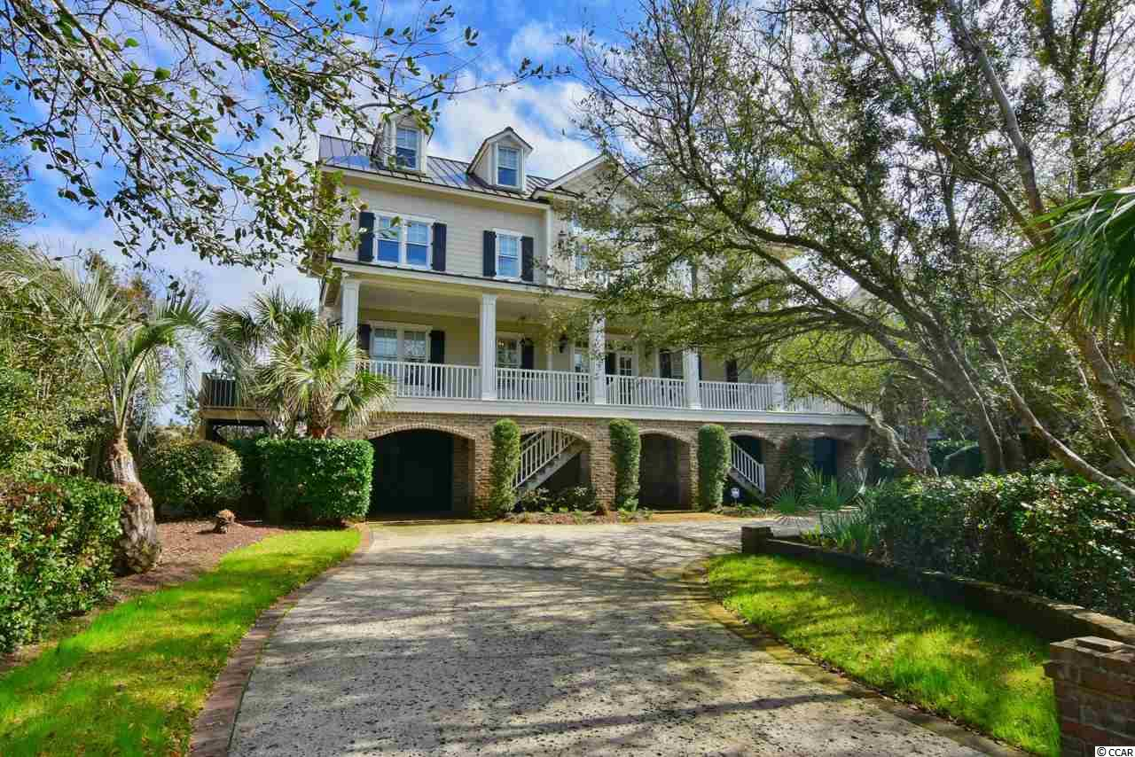 Single Family Home for Sale at 727 Beach Bridge Road 727 Beach Bridge Road Pawleys Island, South Carolina 29585 United States