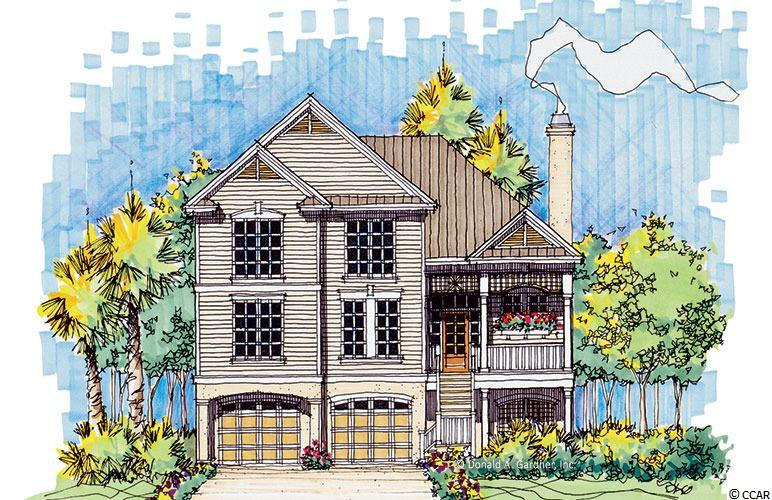 Detached MLS:1804838   TBD Surf Song Lane Pawleys Island SC