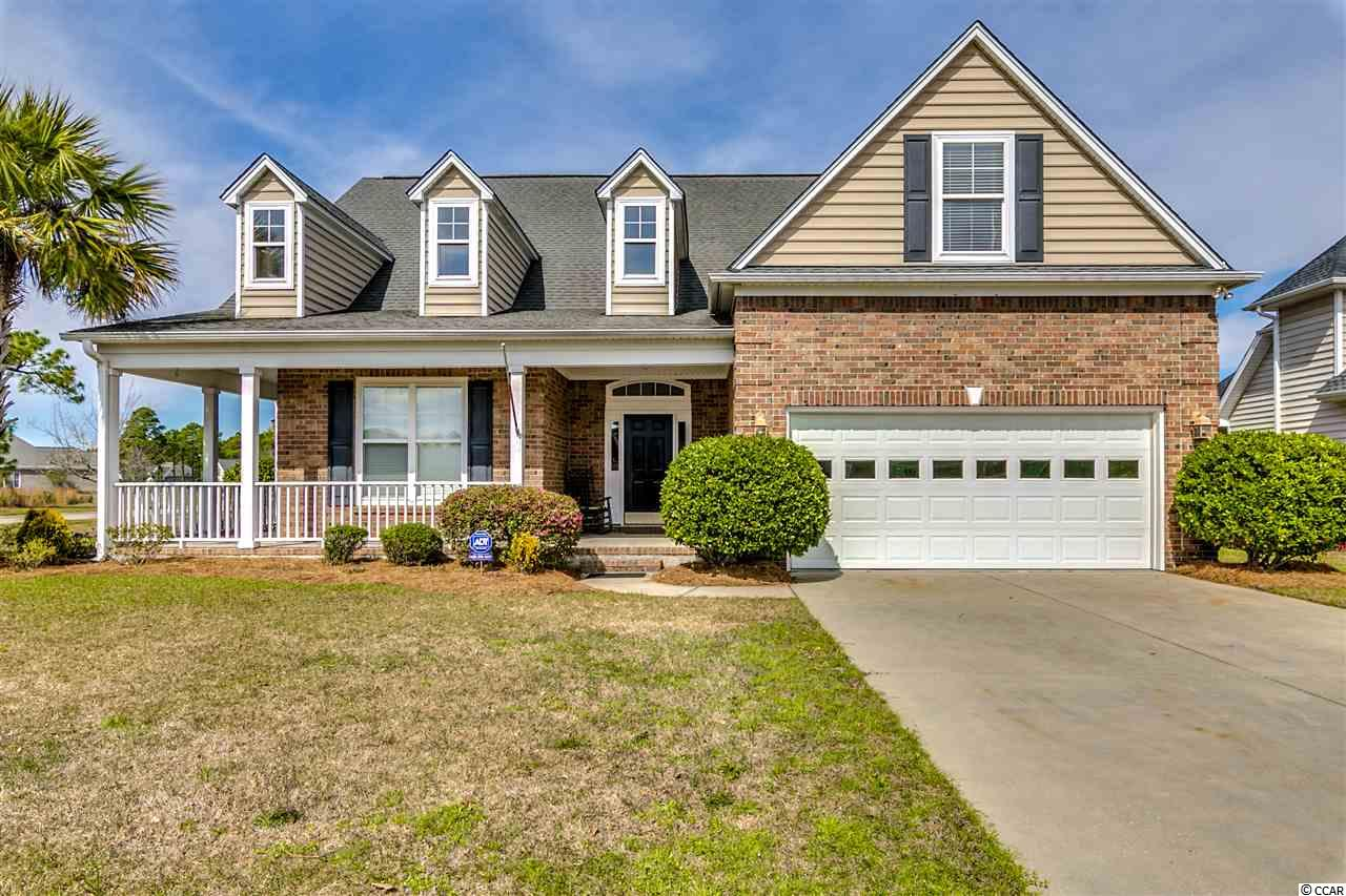 Single Family Home for Sale at 3601 Angel Court 3601 Angel Court Myrtle Beach, South Carolina 29579 United States