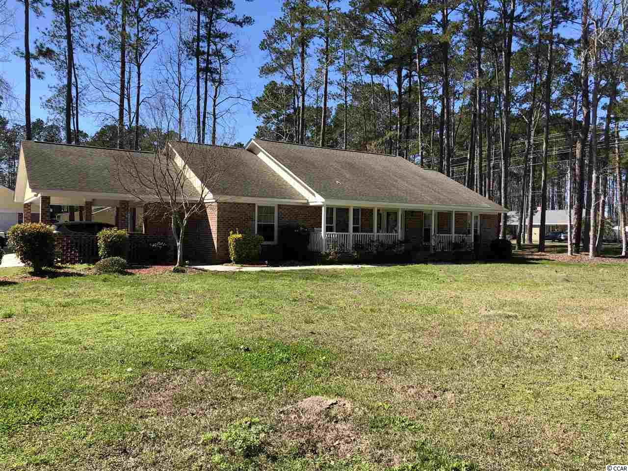 Single Family Home for Sale at 606 Jubilee Circle 606 Jubilee Circle Myrtle Beach, South Carolina 29579 United States