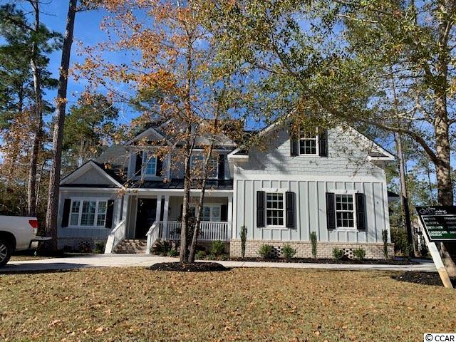 Single Family Home for Sale at 6 Caleb Court 6 Caleb Court Murrells Inlet, South Carolina 29576 United States