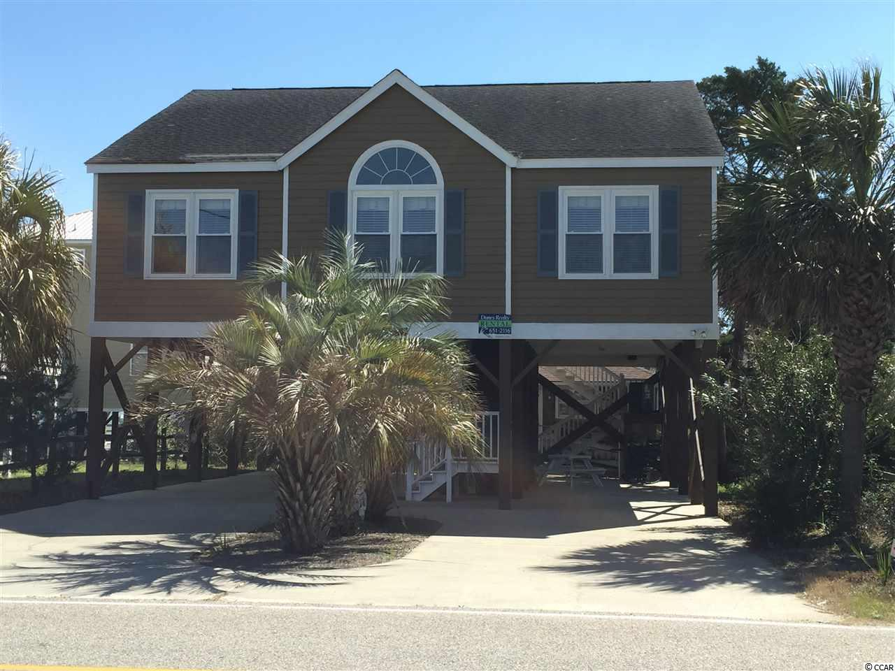 Single Family Home for Sale at 413 S Underwood Road 413 S Underwood Road Garden City Beach, South Carolina 29576 United States