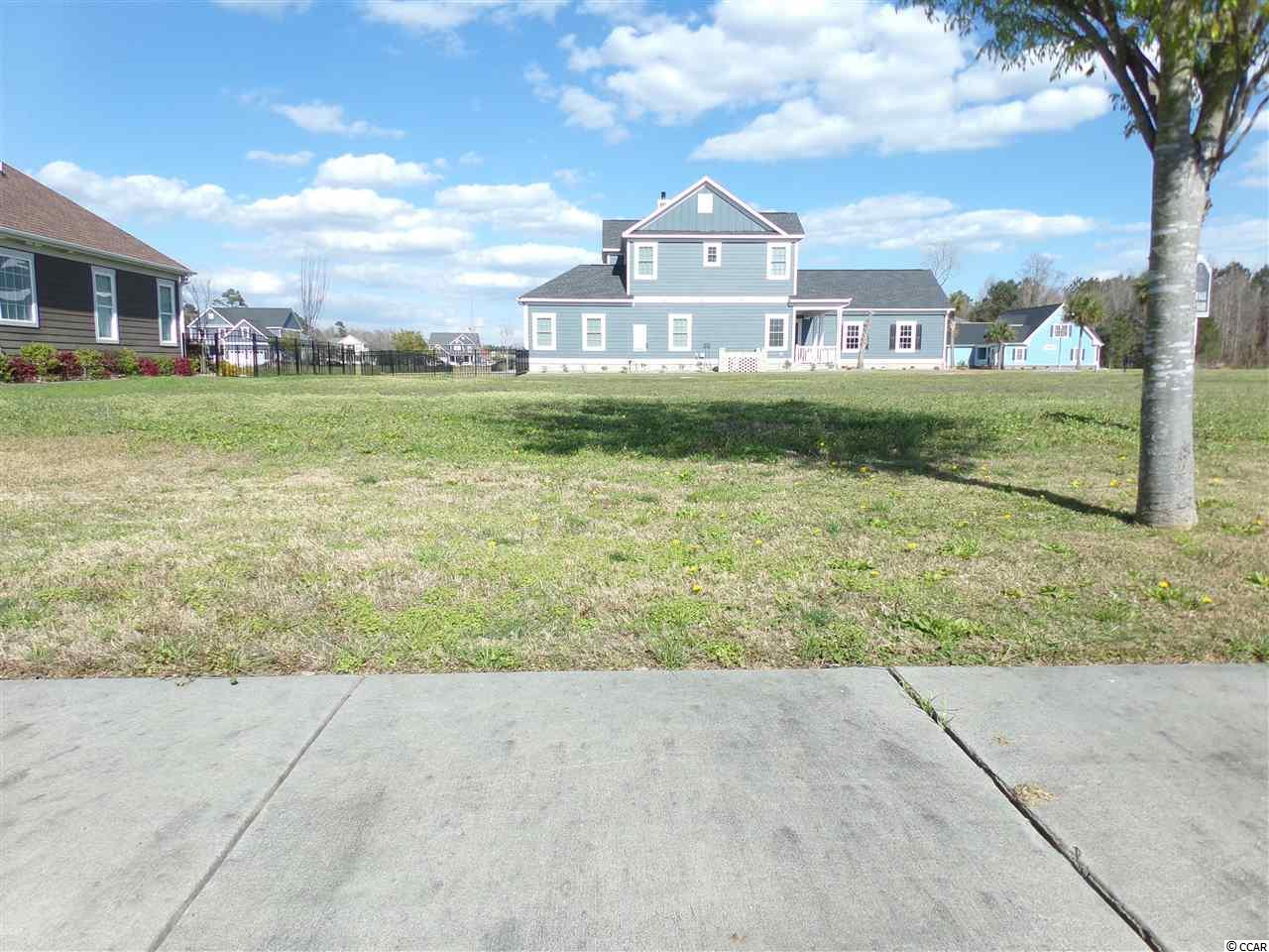 Land for Sale at 2008 CROW FIELD CT LOT 439 PH 3 2008 CROW FIELD CT LOT 439 PH 3 Myrtle Beach, South Carolina 29579 United States