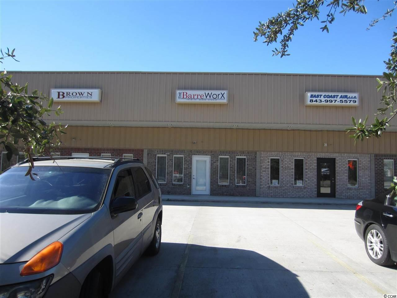 Industrial Office/Warehouse 475 Sandy Lane Surfside Beach