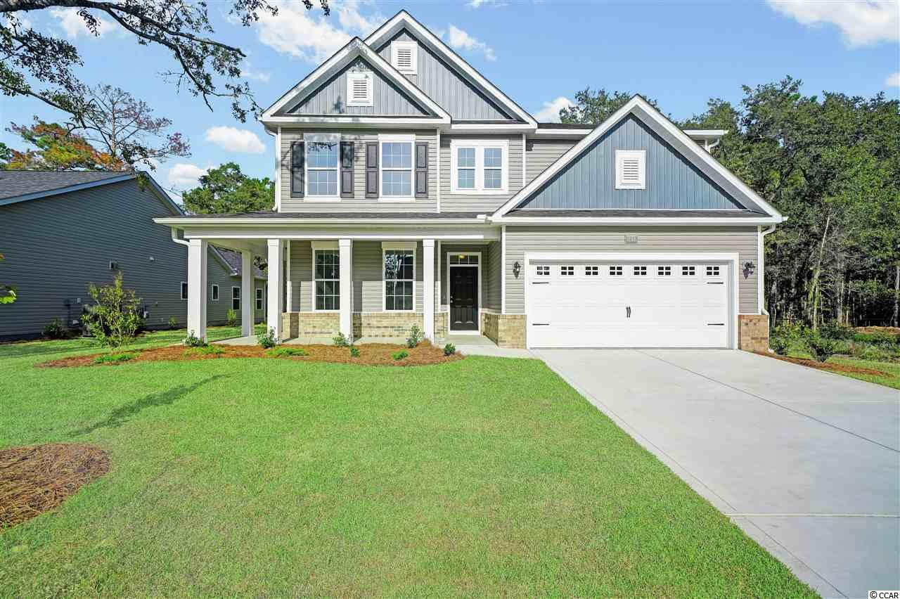 Single Family Home for Sale at 1813 Thoms Creek Court 1813 Thoms Creek Court Longs, South Carolina 29568 United States