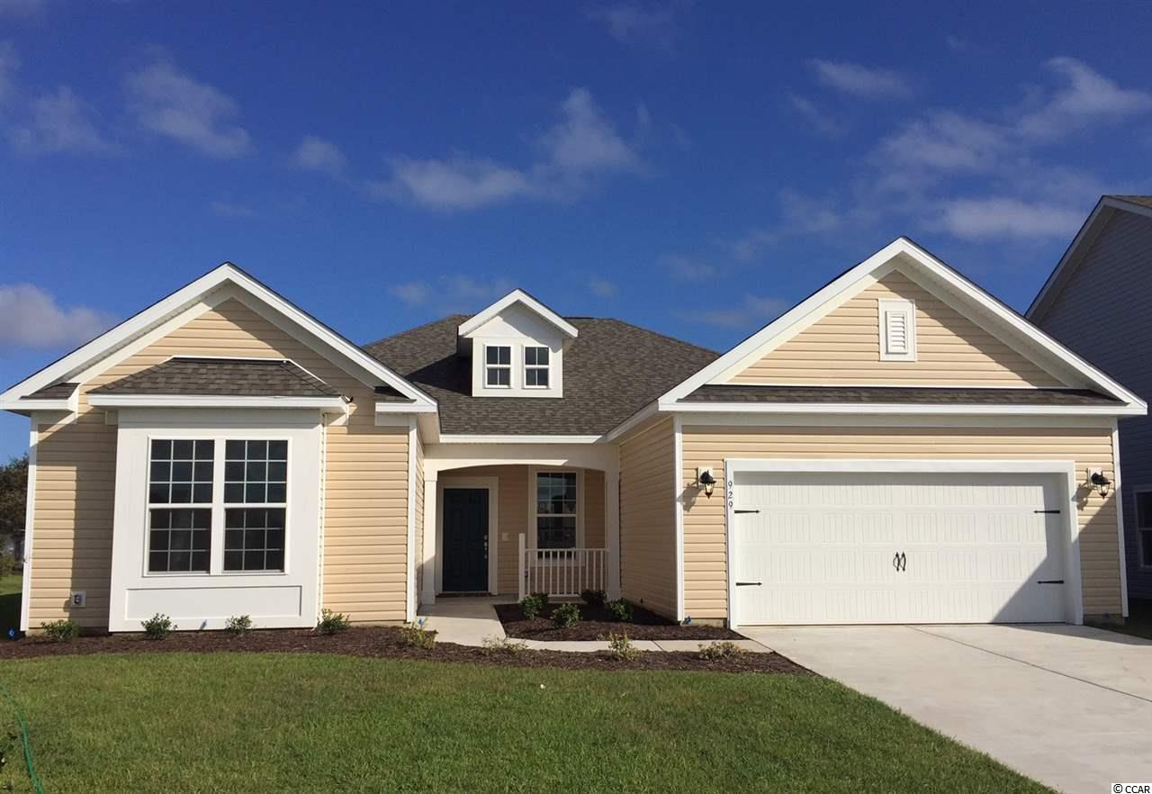 Detached MLS:1805002   929 Abernathy Place Surfside Beach SC