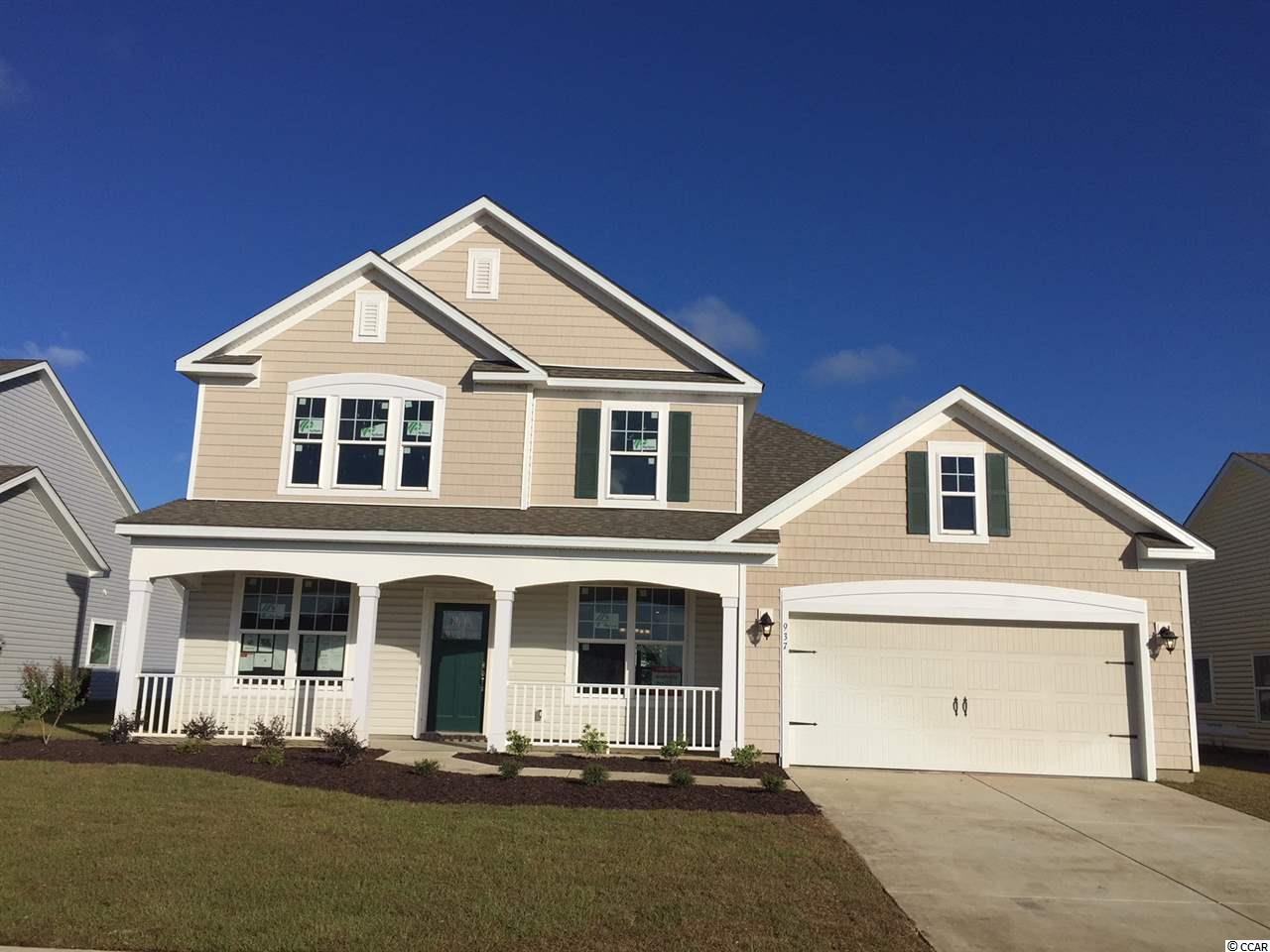 Detached MLS:1805012   937 Abernathy Place Surfside Beach SC
