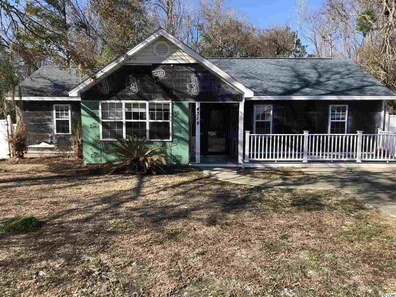 Detached MLS:1805027   4314 Bradford Circle Myrtle Beach SC