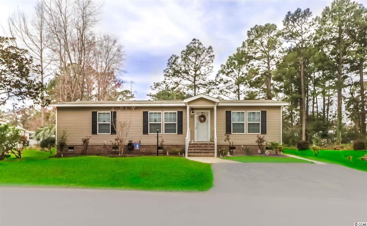 Single Family Home for Sale at 811 Richmond Trail 811 Richmond Trail Murrells Inlet, South Carolina 29576 United States
