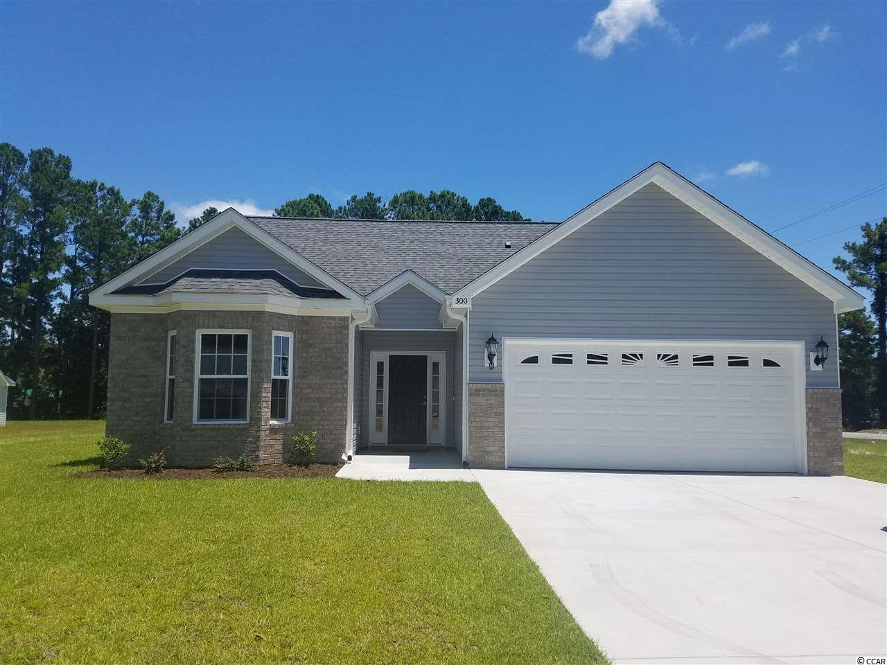 Detached MLS:1805075   300 Rylan Jacob Pl. Myrtle Beach SC