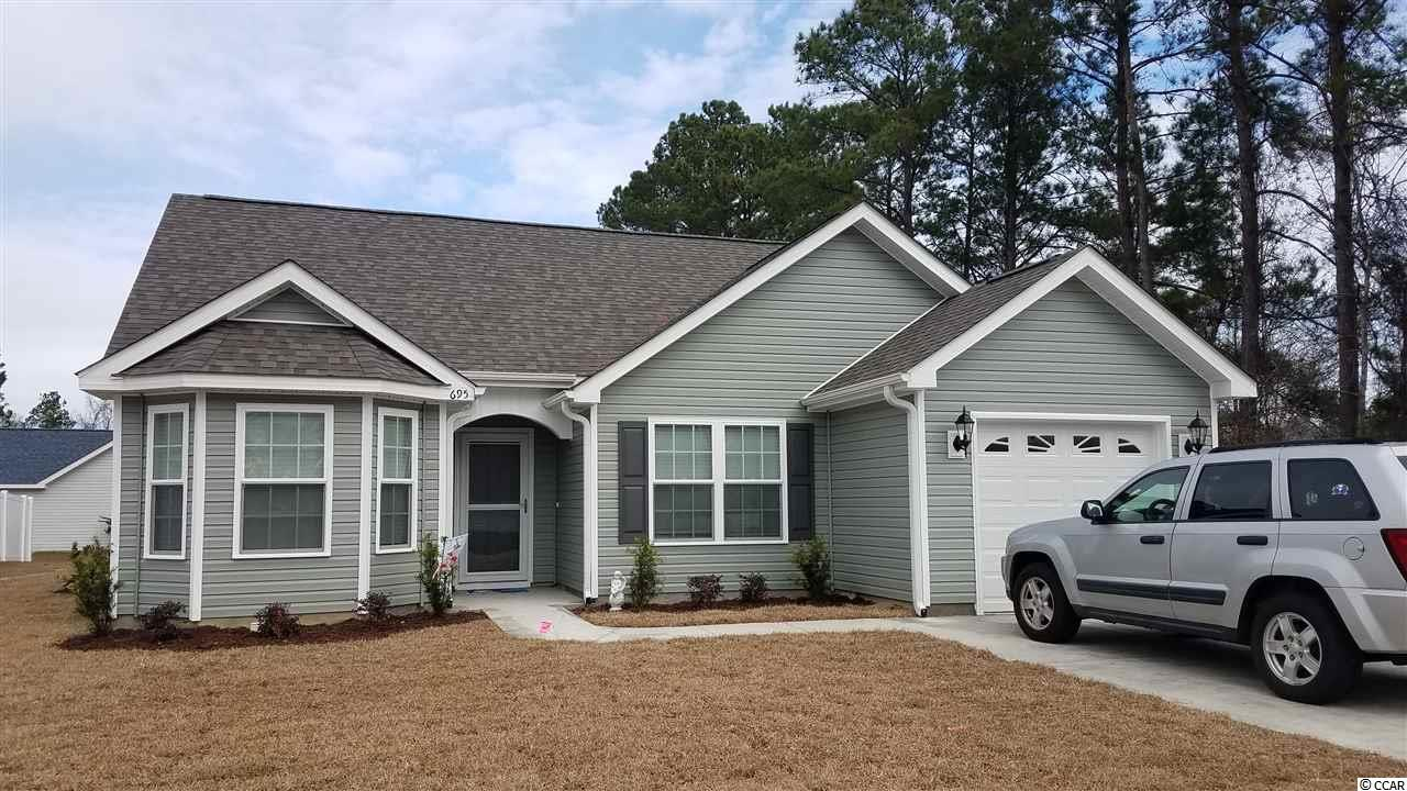 Detached MLS:1805077   695 Inland Dr. Myrtle Beach SC