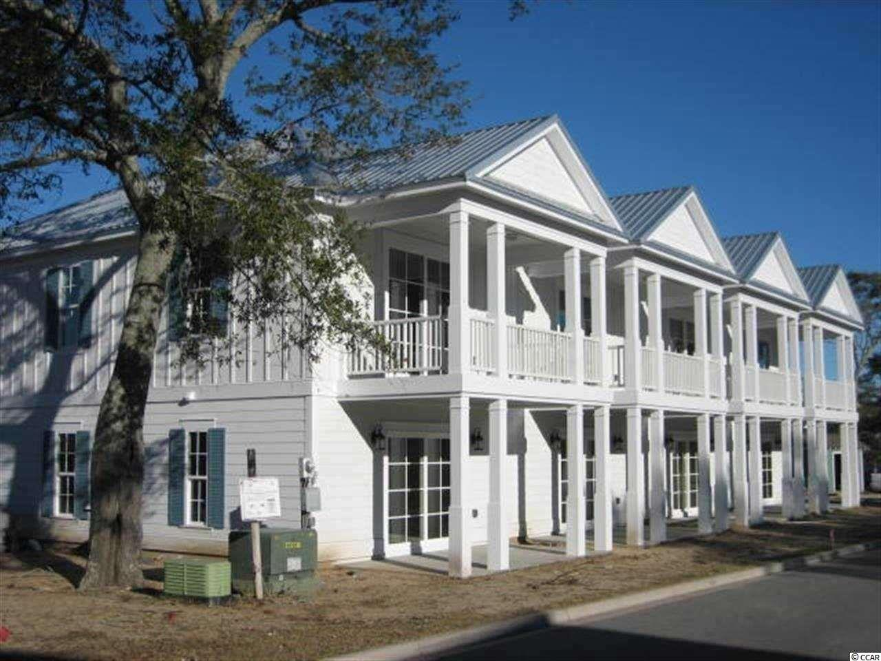 Townhouse MLS:1805080 North Beach Plantation - Cantor  4850 Cantor Court #201 North Myrtle Beach SC
