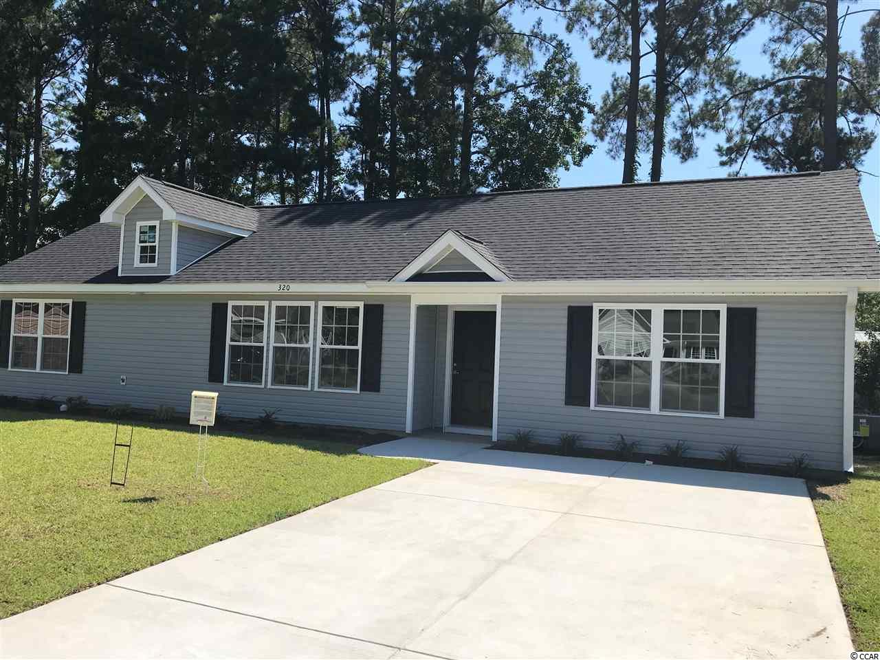 Detached MLS:1805087   320 Rylan Jacob Pl. Myrtle Beach SC