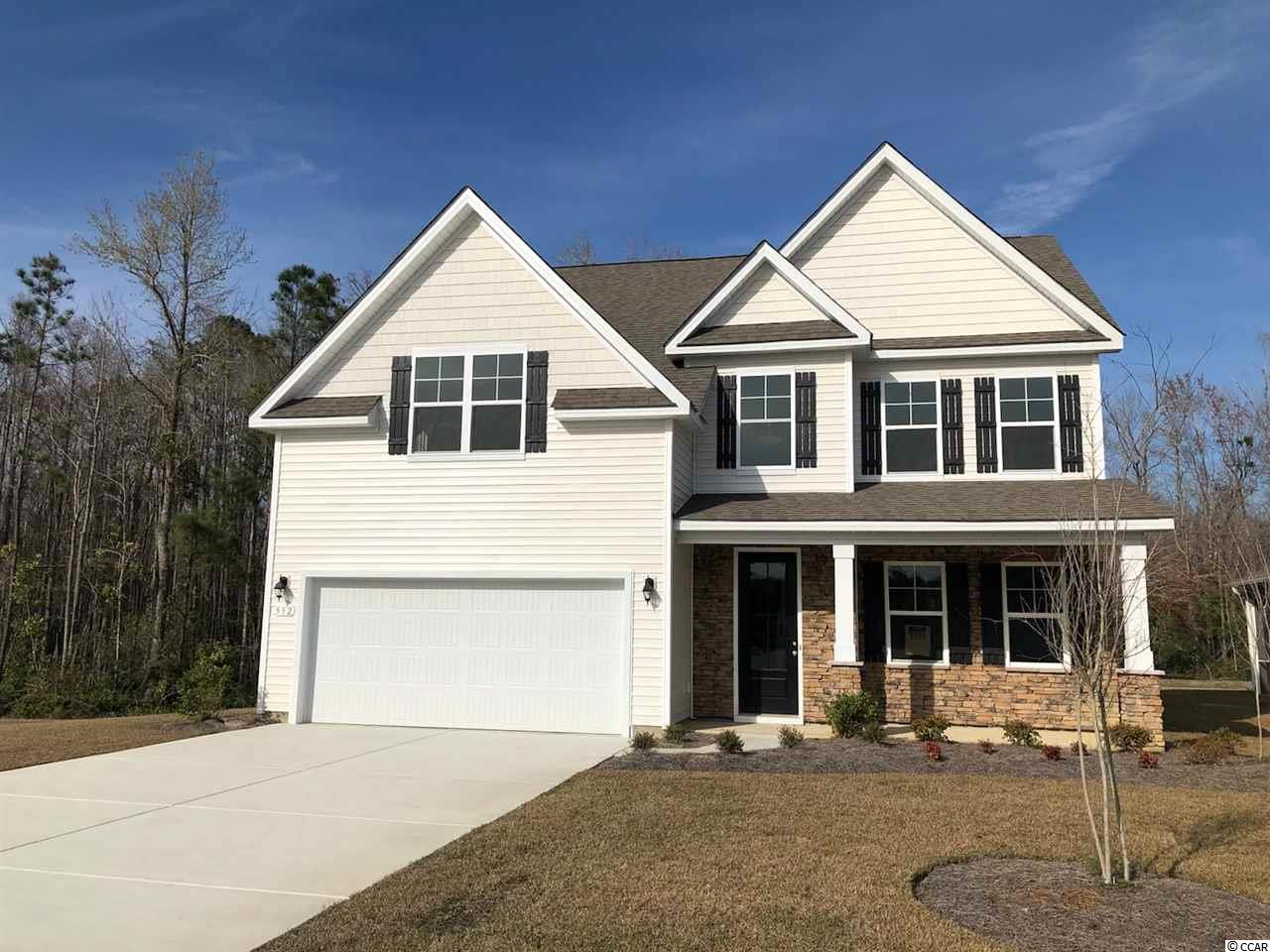 Detached MLS:1805119   532 Flowering Branch Ave. Little River SC