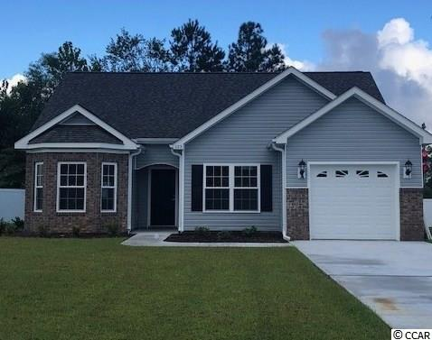 Detached MLS:1805132   123 Fountain Pointe Ln. Myrtle Beach SC