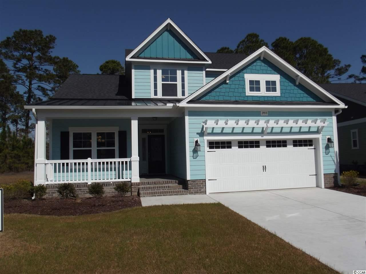 Detached MLS:1805171   2953 Moss Bridge Lane Myrtle Beach SC
