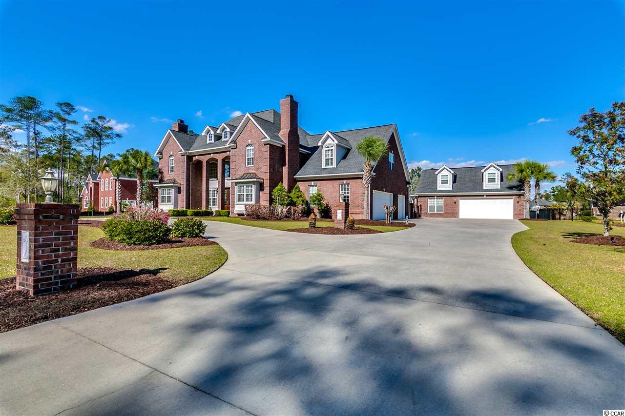 Single Family Home for Sale at 157 Creek Harbour Circle 157 Creek Harbour Circle Murrells Inlet, South Carolina 29576 United States