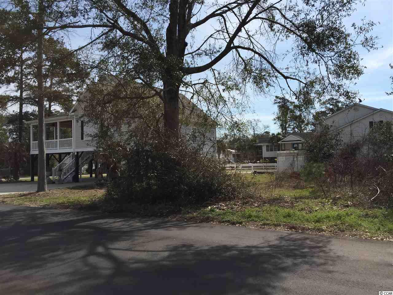 Land for Sale at 393 Bay Drive 393 Bay Drive Garden City Beach, South Carolina 29576 United States