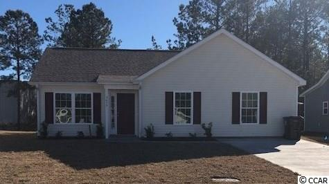 Detached MLS:1805255   3655 Clay Pond Village Ln. Myrtle Beach SC