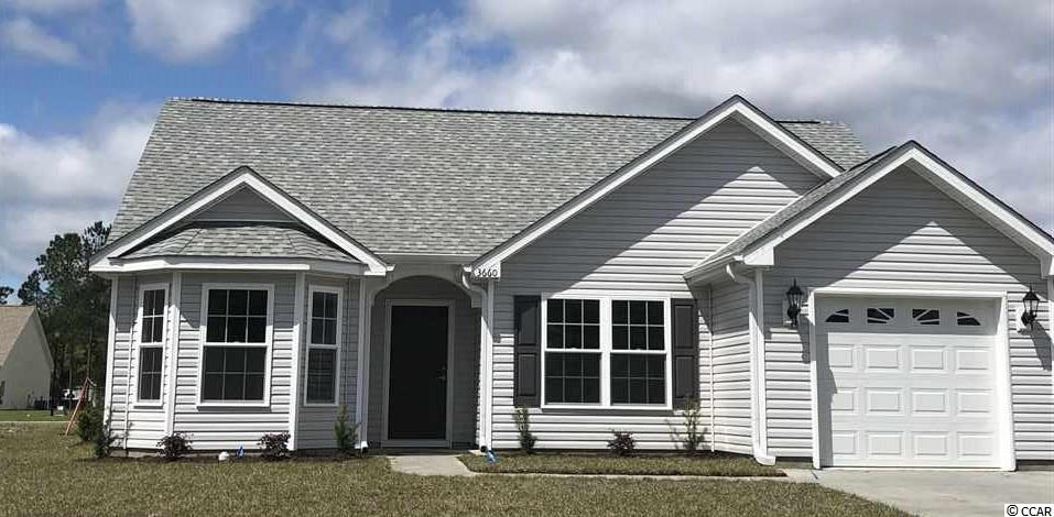 Detached MLS:1805267   3660 Clay Pond Village Ln. Myrtle Beach SC