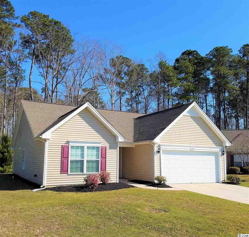 Detached MLS:1805288   251 Marbella Dr. Murrells Inlet SC