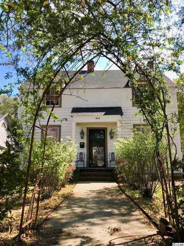 Historic District of Georgetown house for sale in Georgetown, SC