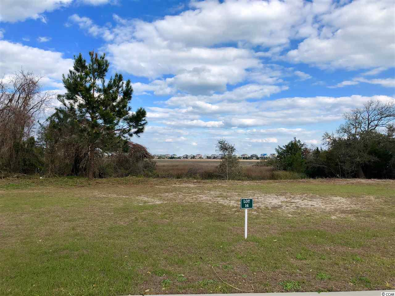 Land for Sale at 172 Enclave Place 172 Enclave Place Pawleys Island, South Carolina 29585 United States