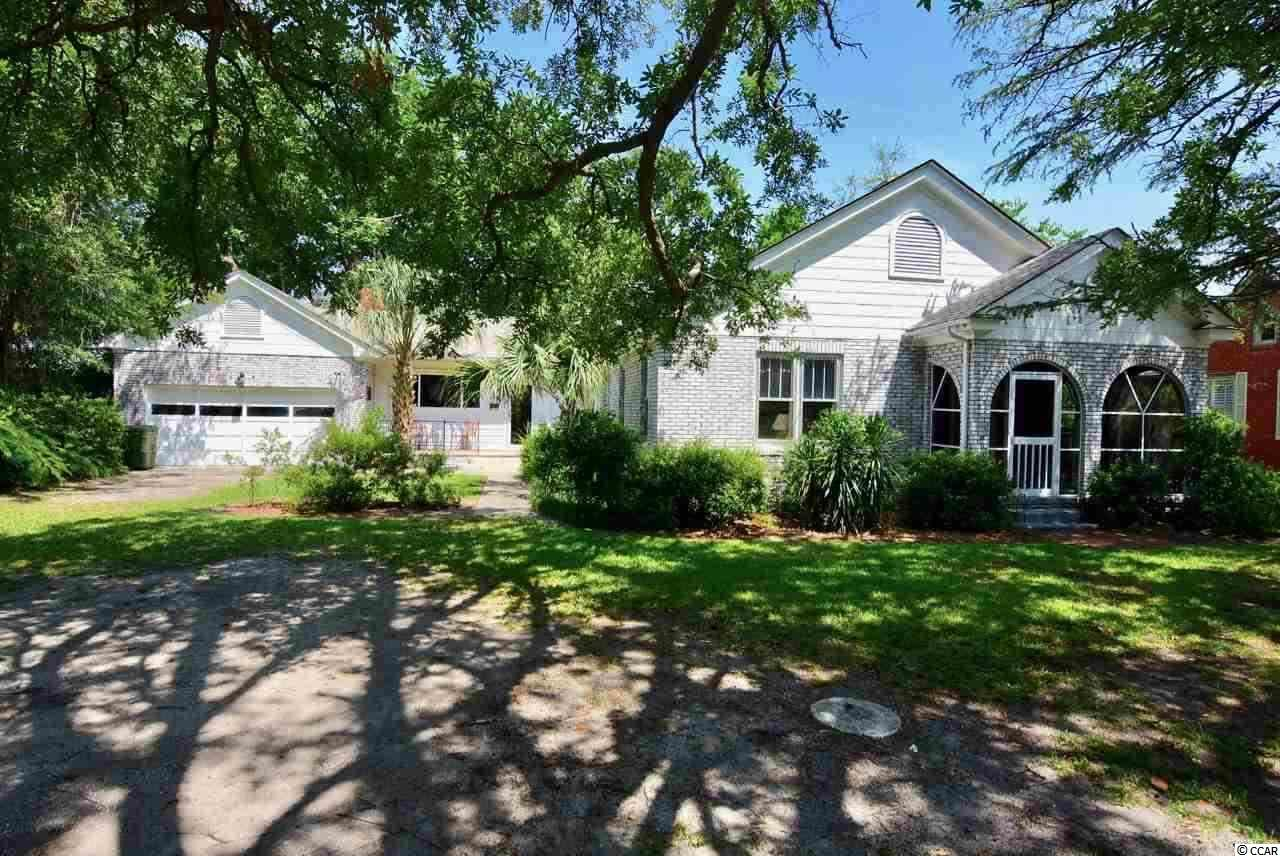 Detached MLS:1805353   317 Saint James St. Georgetown SC