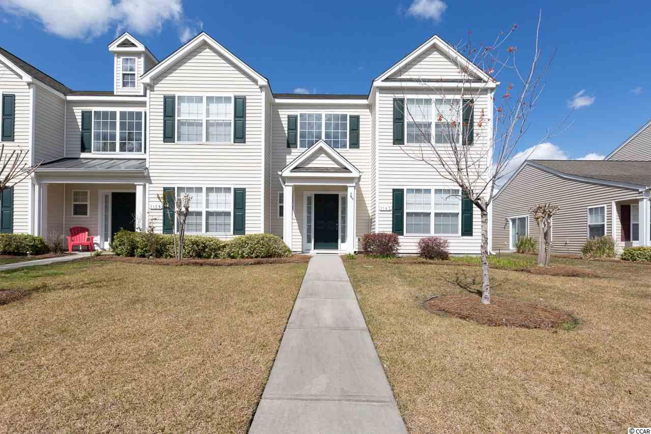 Townhouse MLS:1805359 The Orchards at The Farm  1143 Harvester Circle Myrtle Beach SC