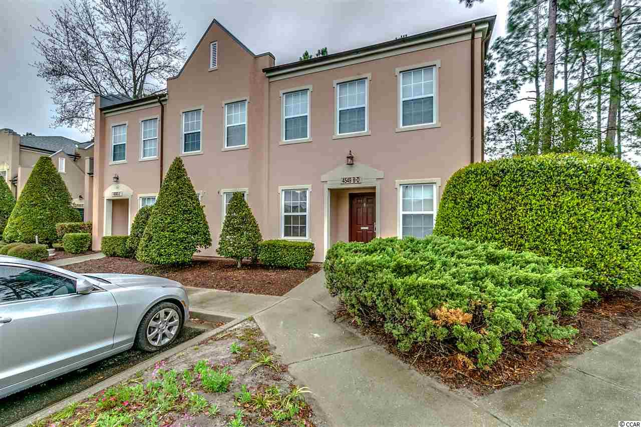 Condo MLS:1805386 Turnberry Park at the Legends  4549 Girvan Drive B Myrtle Beach SC