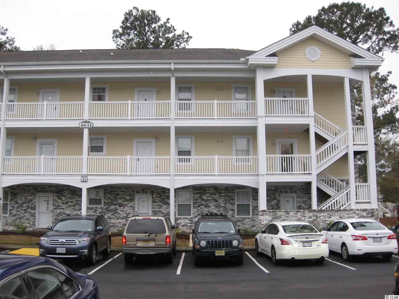 Lake/Pond View,End Unit Condo in Magnolia Place : Myrtle Beach South Carolina