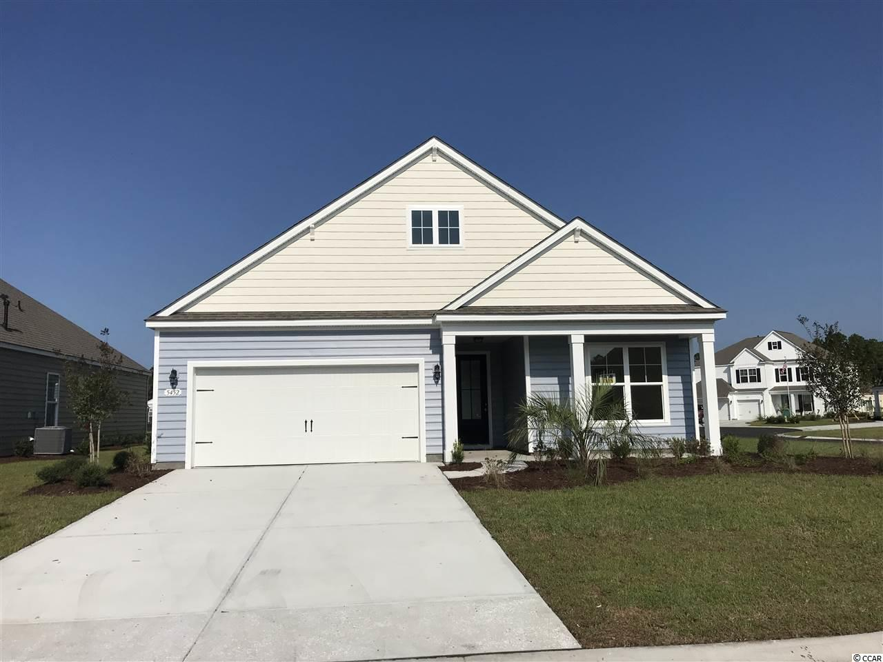 Detached MLS:1805411   5801 Oakbury Ct. Myrtle Beach SC