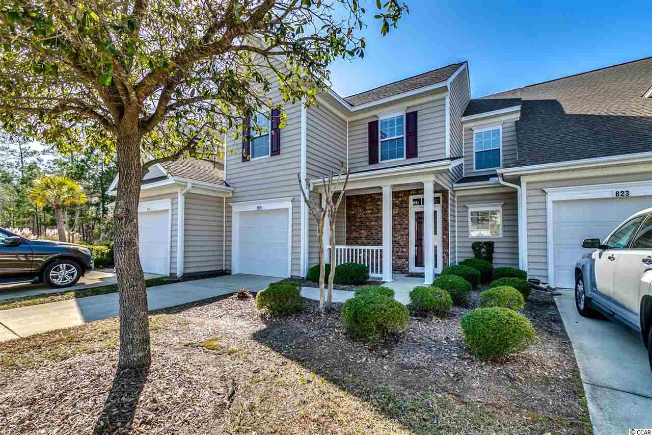 Townhouse MLS:1805421 Johns Bay @ Prince Creek  819 Botany Bay Loop Murrells Inlet SC