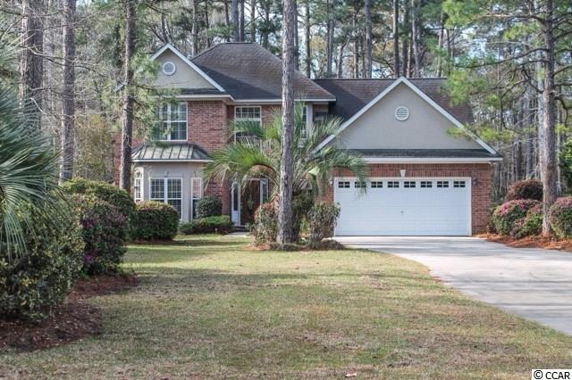 Single Family Home for Sale at 163 Red Tail Hawk Loop 163 Red Tail Hawk Loop Pawleys Island, South Carolina 29585 United States