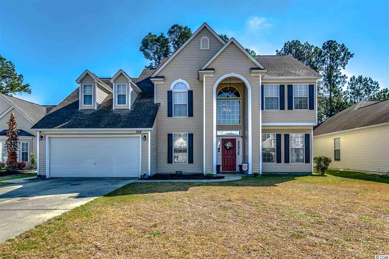 Detached MLS:1805577   364 Blackberry Lane Myrtle Beach SC