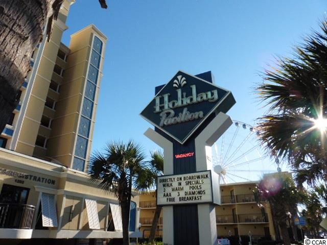 Holiday Inn Pavilion condo for sale in Myrtle Beach, SC