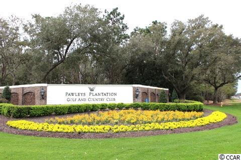 Real estate listing at  Pawleys Plantation with a price of $579,000