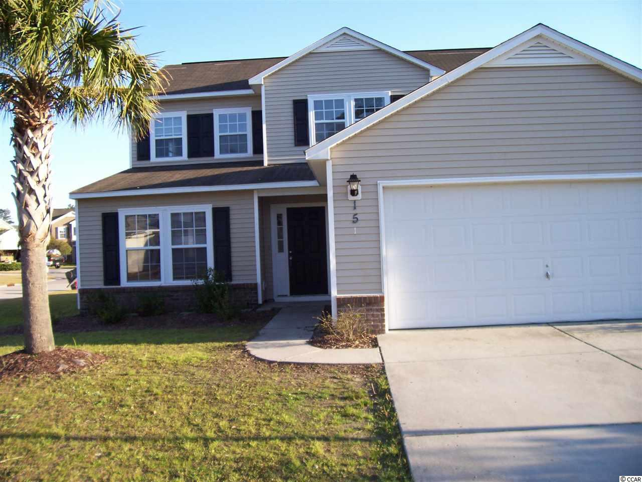 Detached MLS:1805626   151 Weeping Willow Drive Myrtle Beach SC