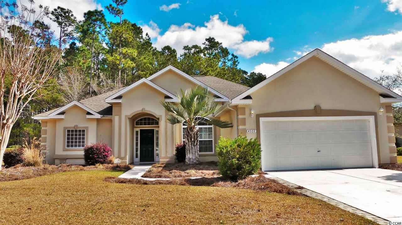 Single Family Home for Sale at 4522 Firethrone Drive 4522 Firethrone Drive Murrells Inlet, South Carolina 29576 United States