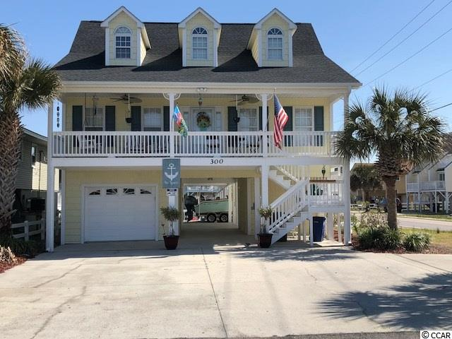 Detached MLS:1805640   300 54th Ave. N North Myrtle Beach SC