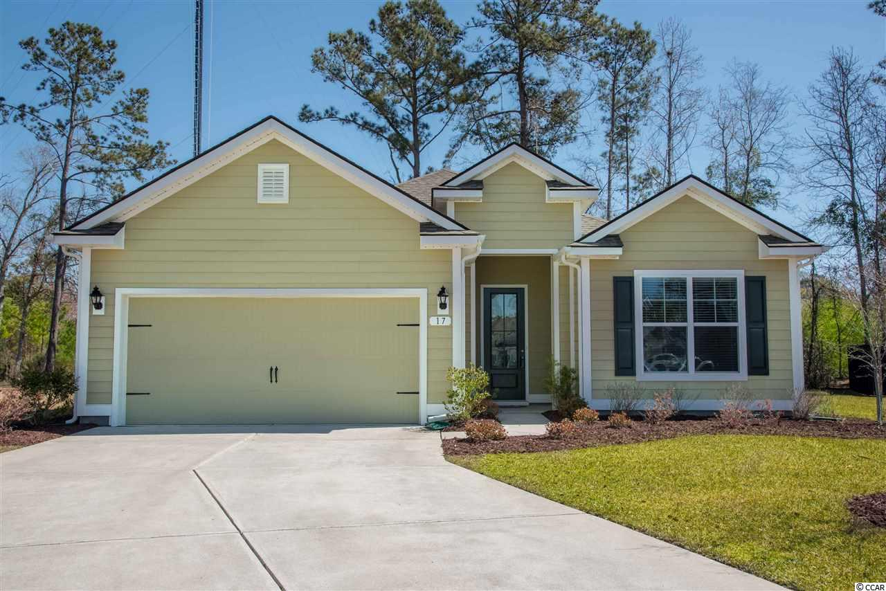 Single Family Home for Sale at 17 Cyclamen Court 17 Cyclamen Court Murrells Inlet, South Carolina 29576 United States