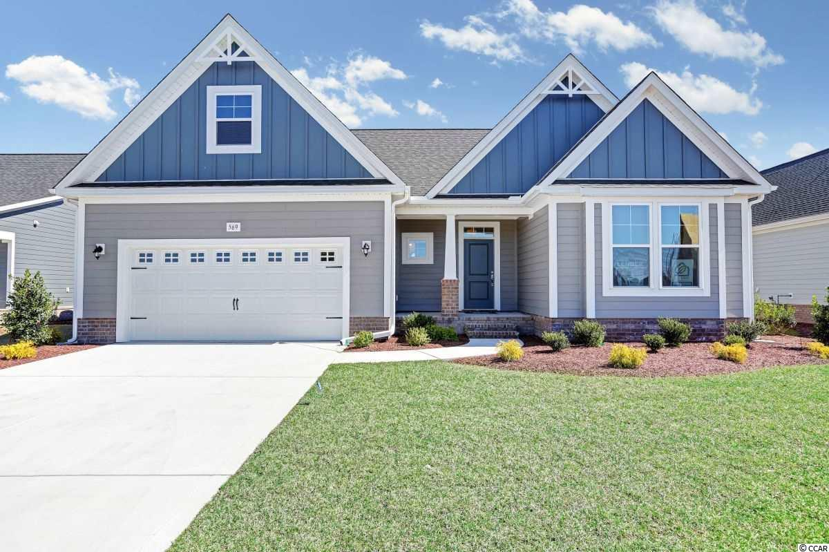 Detached MLS:1805669   569 Indigo Bay Circle Myrtle Beach SC