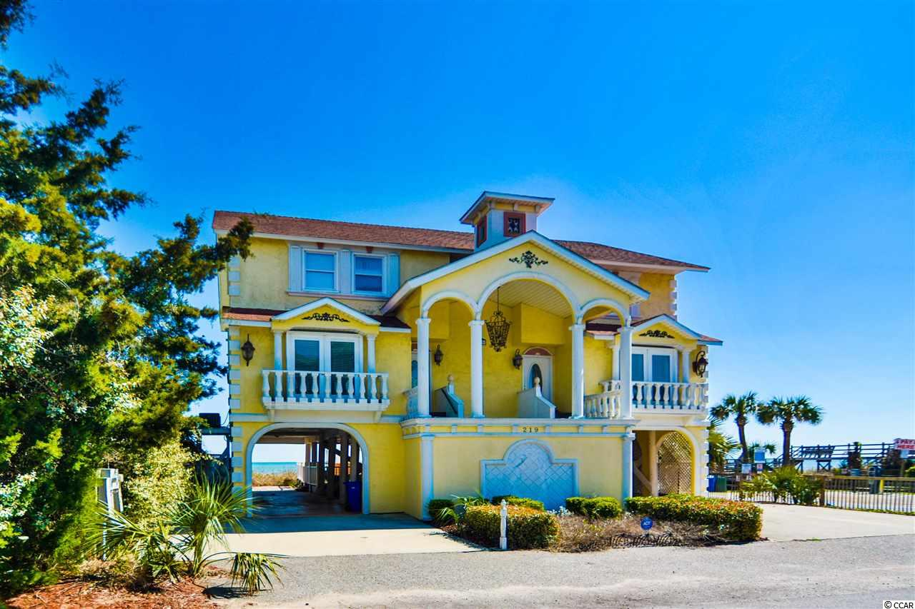 MLS#:1805672 Raised Beach 219 S Seaside Dr.