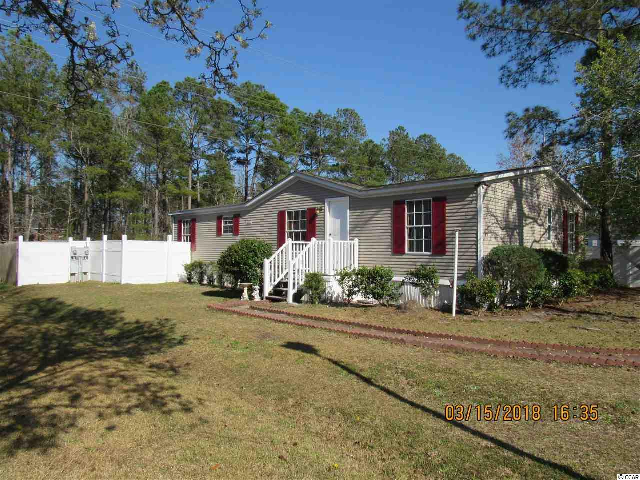 Manufactured Leased Land MLS:1805676   560 Southern Pines Drive Myrtle Beach SC