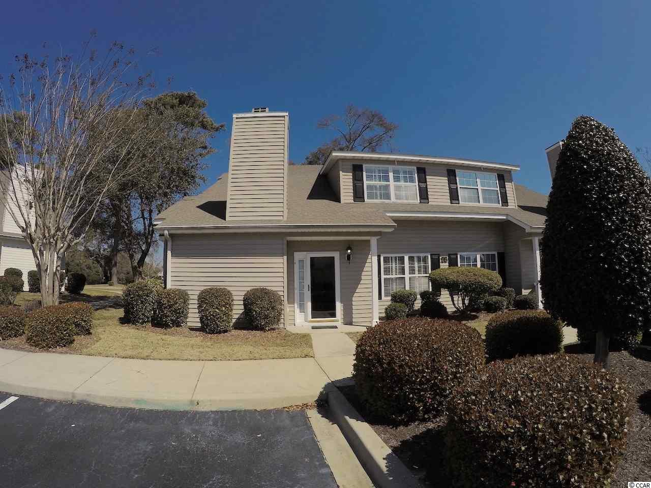 Townhouse MLS:1805722 Fairway Oaks  503 20th Ave N North Myrtle Beach SC