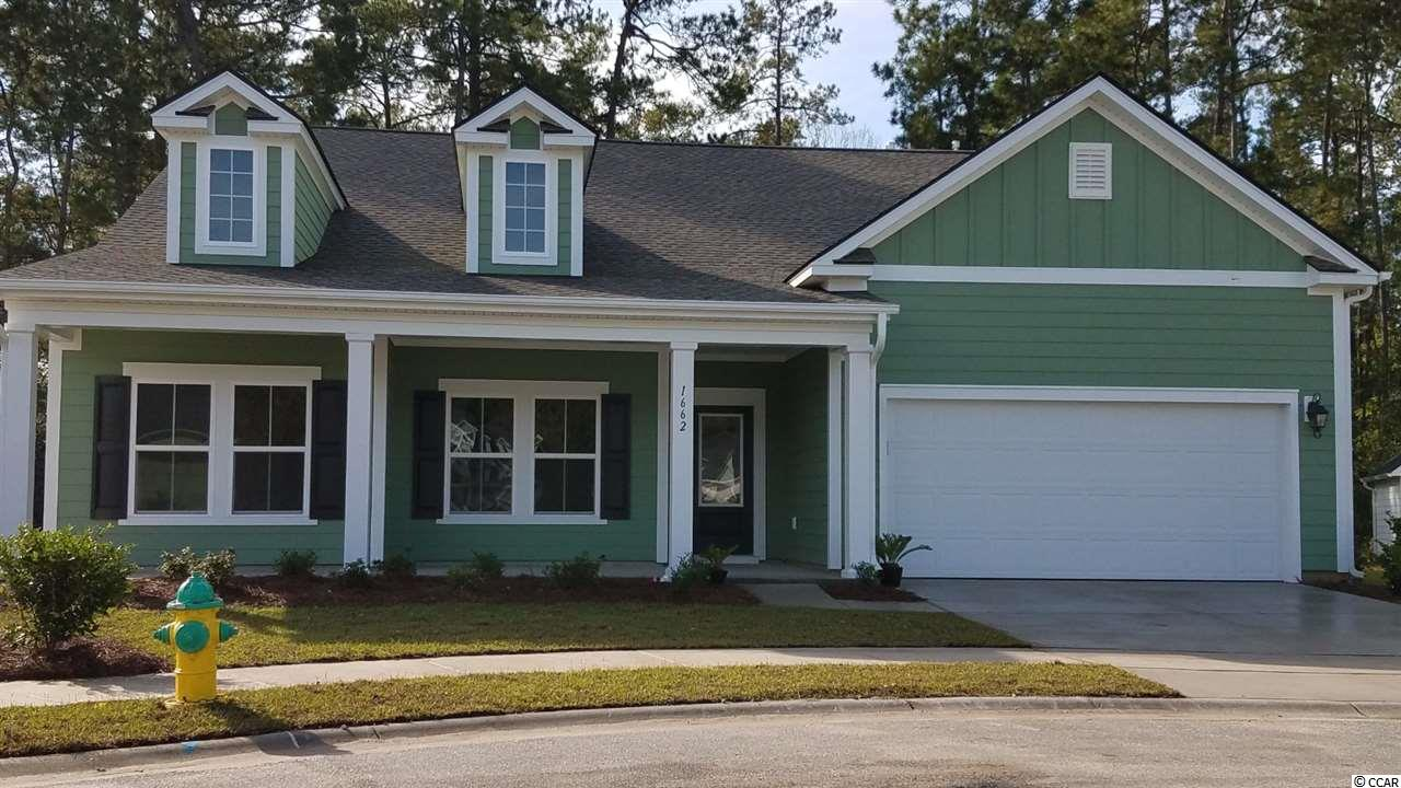 Detached MLS:1805729   1662 Claremont Ct. Myrtle Beach SC