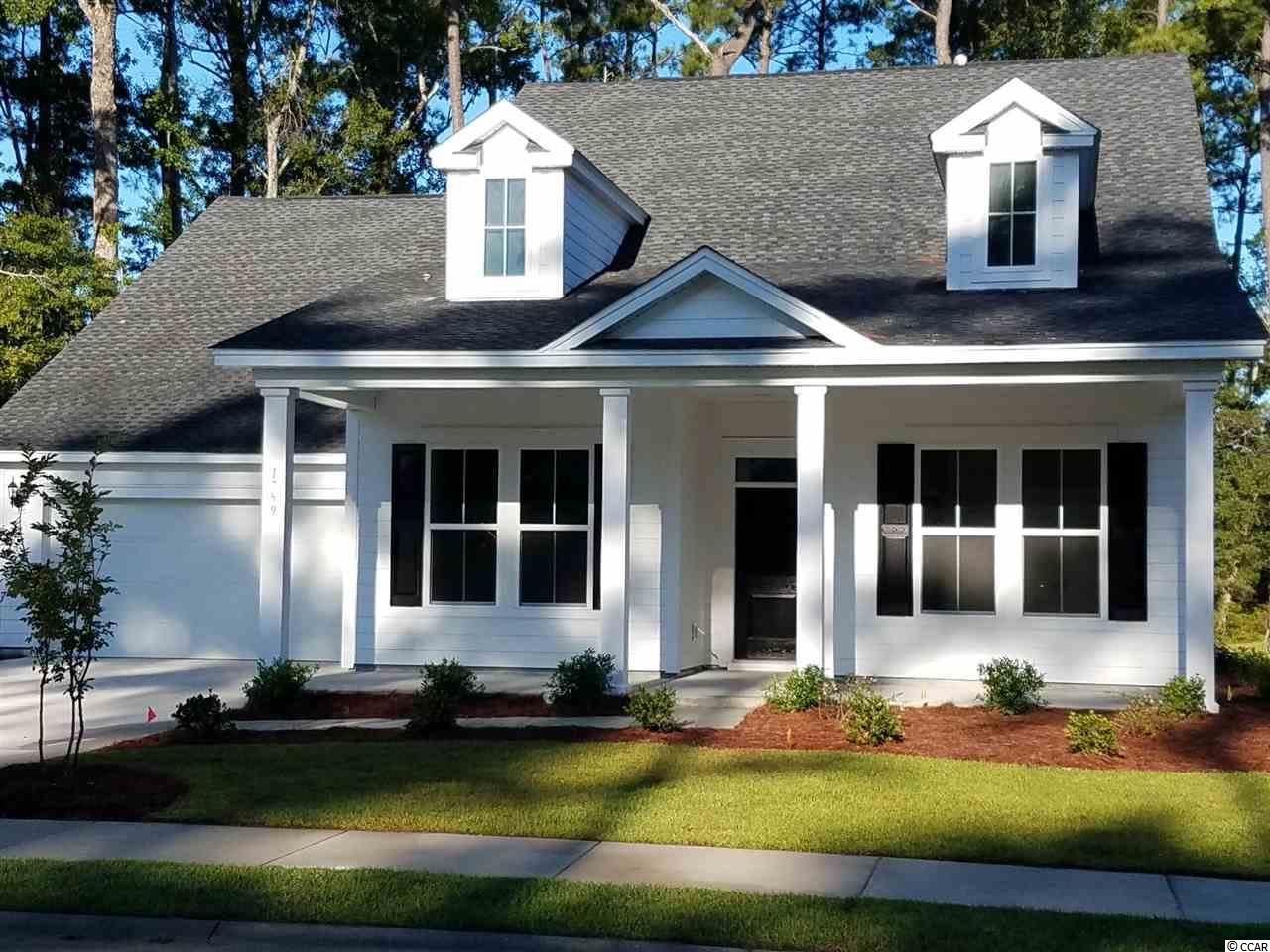 Detached MLS:1805747   1759 Barrister Ln Myrtle Beach SC